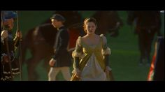 Costume Captures: Danielle's Yellow Gown | Ever After | Costume Design by Jenny Beavan