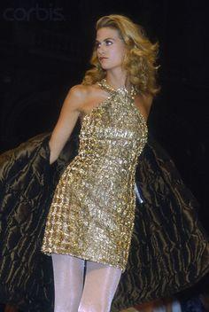 Jean-Louis Scherrer Autumn-Winter 1991-1992 Fashion Show
