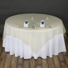 Discover Tablecloths Factory's elegant selection of Organza Table covers and Overlays to adorn your reception or wedding tables. Create classy table accents with our Sheer Organza Overlays and Covers. Eiffel Tower Vases, Table Overlays, Lace Table Runners, Reception Table, Banquet Tables, Dinner Table, Table Toppers, Chair Covers, Table Linens