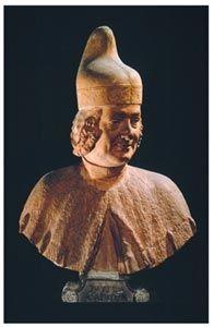 Doge Renier- opera in terracotta di  Antonio Canova-Padova palazxo Zuckermann Museo Bottacin