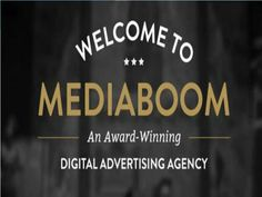 mediaBOOM is an online advertising agency that has grown to be one of the top advertising agencies in CT(Connecticut) located in the beautiful shoreline town of Guilford. The advertising agency In CT has well-experienced team of experts who use their technical and creative skills in building highly imaginative and interactive experiences that will bring your online marketing dreams to life.\n\nFor More Information Please Visit Site : http://mediaboom.com/about/advertising-agencies-in-ct
