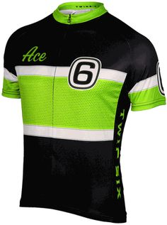 The Ace Cycling Jersey by Twin Six