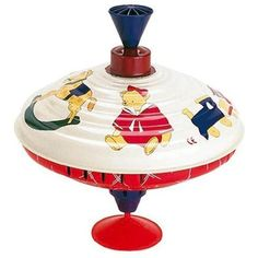 Bolz Victorian Styled Spinning Top Toy *** Want to know more, click on the image. (This is an affiliate link and I receive a commission for the sales) #BabyToddlerToys