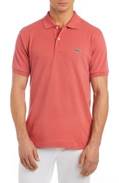 7921d2d94 LACOSTE SLIM FIT PIQUE POLO.  lacoste  cloth