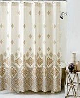Charisma Bath Accessories, Marrakesh Shower Curtain