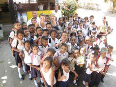Gregorio Torres Quintero Primary School in Mexico. Photo Credit: Pack for a Purpose www.packforapurpose.org