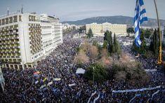 Δημιουργία - Επικοινωνία: Σύνταγμα Αθήνα : 4 Φεβρουαρίου 2018 Ο λαός με μια ...