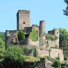 Château de Belcastel 12390