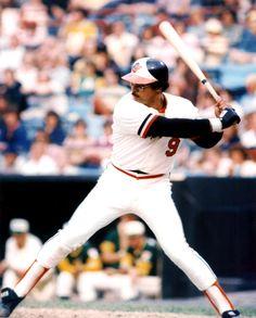 Reggie Jackson - 1976 Baltimore Orioles