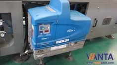 Vanta carton wrap around packer glue machine