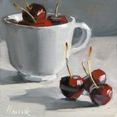 Gretchen Hancock's Paintings