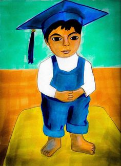 """Little Diego, Dreamer Boy."" 
