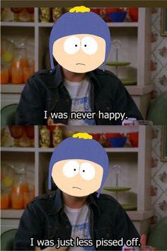 Well it's South Park ther s going to be adult content #slumpmässigkategori # Slumpmässig kategori # amreading # books # wattpad