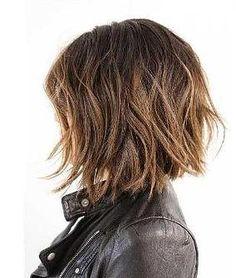Znalezione obrazy dla zapytania modne fryzury 2017 do ramion