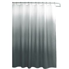 Shower Curtains You'll Love in 2020 | Wayfair Ombre Shower Curtain, Cool Shower Curtains, Shower Curtain Hooks, Ombre Weave, Shower Liner, Modern Baths, Lace Print, Colorful Curtains, Bath Linens