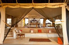 Kenya - Sasaab Camp