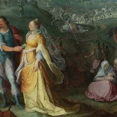 Karel van Mander I - Artists - Rijksstudio - Rijksmuseum Amsterdam, Dutch Golden Age, Dutch Painters, 16th Century, Poet, Art History, Printmaking, Vans, Explore