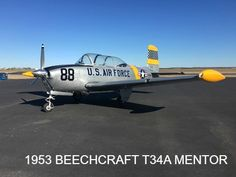 #FeaturedListing 1953 BEECHCRAFT T34A MENTOR available at trade-a-plane.com