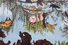 Hoy quiero hablaros de un libro que me ha robado el corazón. Se trata de 'Salvaje', de la artista británico-hawaiana Emily Hughes; un delicioso c...
