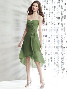 Social Bridesmaids Style 8138 http://www.dessy.com/dresses/bridesmaid/8138/