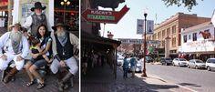 Dallas - o mundo dos cowboys espera por vc +