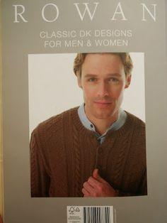 Album Archive Knitting Magazine, Knitting Books, Knit Fashion, Rowan, Magazines, Knitting Patterns, Archive, Men Sweater, Album