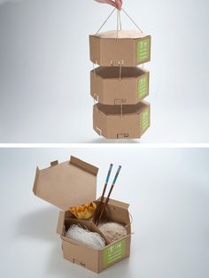 20 Eco-Friendly Packaging Done Right, Vol. 2 - Hongkiat - Rebecca Flores - 20 Eco-Friendly Packaging Done Right, Vol. 2 - Hongkiat Eco-Friendly Package Designs: 20 Ways To Go Green - Takeaway Packaging, Fruit Packaging, Food Packaging Design, Coffee Packaging, Packaging Design Inspiration, Packaging Ideas, Chocolate Packaging, Bottle Packaging, Pretty Packaging