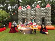 It's a Knockout - venues across the UK, fun stag and hen party idea