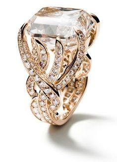 Fantastic diamond ring via mt.wiglaf.org