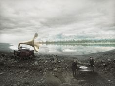 A 20 Second Behind-the-Scenes Video Detailing Erik Johansson's Soundscapes | Fstoppers