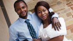Emmanuel Chidi Namdi, 36 anni, era fuggito con la 24enne Chinyery da Boko Haram, trovando ospitalit