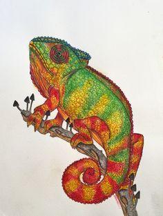 The Art of BIDKART — Watercolor 9x12