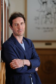 """SLIDESHOW: Paul McGann tells Cambridge Union Society Doctor Who producers """"missed a trick"""" by not casting a woman as the twelfth Time Lord"""