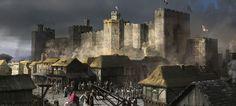 Medieval London  Google Image Result for http://www.peterpopken.com/images/large_london.jpg