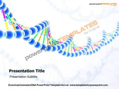 61 best 3d animated power point templates images on pinterest 3d download fully editable animated dna powerpoint templates and backgrounds to make your presentations more impressive here toneelgroepblik Images