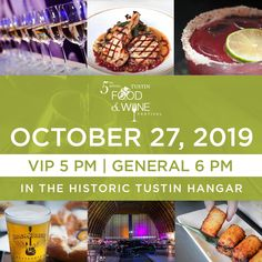 Tustin Food & Wine Festival