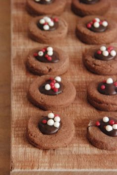 d a r k - c h o c o l a t e - c u t o u t - c o o k i e s 3 cups all-purpose flour, plus more for surface 1 1/4 cups unsweetened cocoa powder 1/4 teaspoon salt 3 sticks unsalted butter, softened 3 cups sifted confectioners' sugar 2 large eggs, lightly beaten 1 teaspoon pure vanilla extract