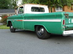 1966 Chevy Long bed Custom Solid Nostalgic Shop truck Pickup in Motors, Cars & Trucks, Chevrolet 1966 Chevy Truck, Chevy C10, Chevy Trucks, Chevrolet, Gm Trucks, Cool Trucks, Shop Truck, Pick Up, Bed