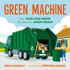 Vivid Imagery, Art School, Nonfiction, Childrens Books, Scrap, Author, Green, Composting, Food Waste
