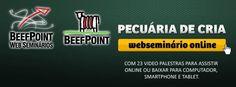 Programa completo do Webseminário BeefPoint Pecuária de Cria