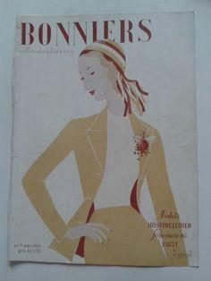 Bonniers Månadstidning Nr 9 sept. 1944