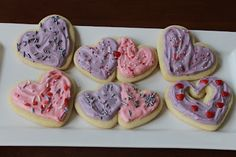 Married to Medicine: Sugar Cookie Cut-Outs with Cream Cheese Frosting