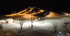 알펜시아 스키 리조트   - 한국 겨울 레저 관광
