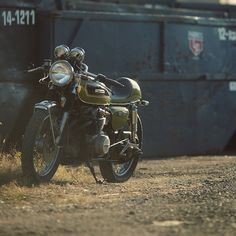 Honda CB550 Custom | Victor Sultana