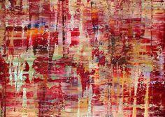 """Saatchi Art Artist: Koen Lybaert; Oil 2015 Painting """"abstract N° 1314 [Blackbush Copse]"""""""