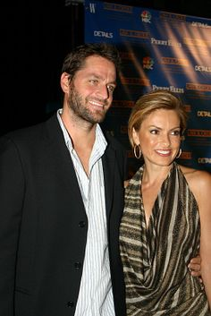 Mariska Hargitay & husband Peter Hermann. What a gorgeous couple!