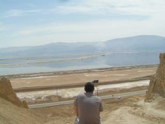 #Sodom , #Israel #LotAndHisWife #BiblicalArchaeologicalEvidence  #DeadSea view from #Sodom