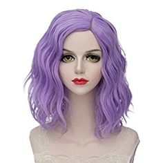 24 Long Curly Ombre Cosplay Wigs Flat Bang Heat Resistant Synthetic Hair Multicolor Costume Party Halloween Peruca Mapofbeauty To Win Warm Praise From Customers Hair Extensions & Wigs