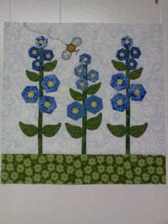 Looking for quilting project inspiration? Check out April BOM 2 by member sjgilden. - via @Craftsy
