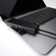 新MacBookユーザー待望の一品、USB PD対応3+1ポートハブが2980円で発売。500台限定特価 - Engadget Japanese